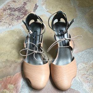 Custom made Keyman design unique heels size 38